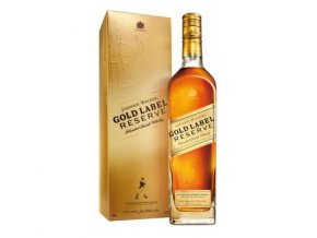 Johnnie Walker Gold Label Reserve 0,7 l