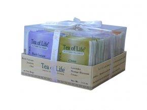 Čaj Tea of Life White Tea Collection sáčkovy 48 ks