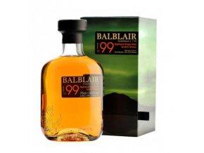 Whisky Balblair Vintage 1999 0,7 l