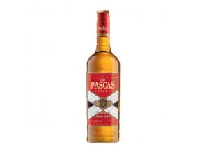 Old Pascas Spiced 0,7 l