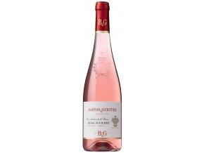 Barton Guestier Rosé d Anjou AOC Passeport 0,75 l