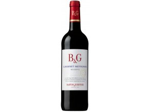W BG004 B&G Cabernet Sauvignon Reserve