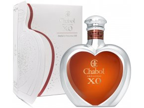 Armagnac XO Coeur 0,5 l Chabot v kartonku