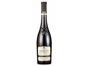 Rulandské šedé pozdní sběr 2017 polosladké 0,75 l Víno Dalibor Vinařství U Kapličky