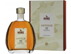 Cognac Antique XO 0,7 l Thomas Hine dárkové balení