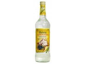 Spišská Borovička Lemon Grass 0,7 l