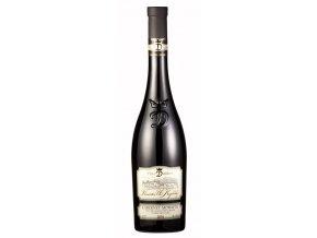 Cabernet Moravia výběr z hroznů 2016 suché 0,75l Víno Dalibor Vinařství U Kapličky