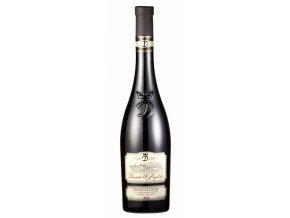Zweigeltrebe pozdní sběr 2016 suché 0,75l Víno Dalibor Vinařství U Kapličky