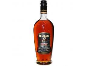Rum El Dorado 8 letý 0,7 l