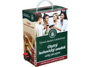 Chardonnay suché bag 5 l Lechovice