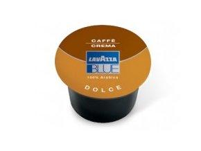 Kávové Kapsle Lavazza Blue Caffe Crema Dolce 100ks