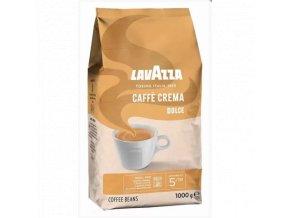 lavazza caffe crema dolce zrnkova kava 1kg