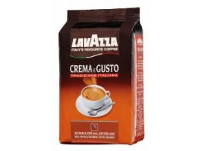 Káva Lavazza Crema e Gusto Tradizione Italiana 1kg zrno
