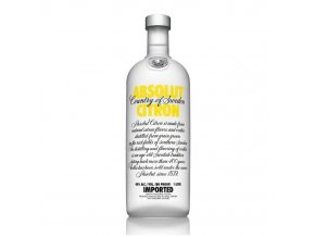 Absolut vodka citron 1 l