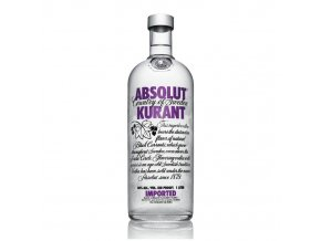 Absolut vodka kurant 1 l