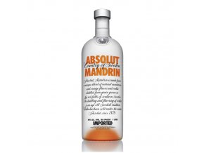 Absolut vodka mandarin 1 l