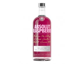 Absolut vodka raspberri 1 l