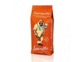Káva Lucaffé Espresso Bar 1kg zrno