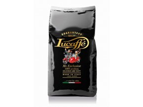 Káva Lucaffé Mr. Exclusive 1kg zrno