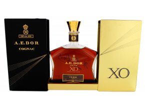 AE Dor XO Decanter 40% 0,7l