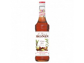 winter spice monin syrup 7l 31