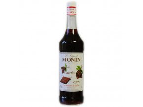 Monin chocolate - čokoláda 1 l pet