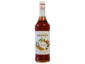 Monin caramel - karamel 1 l Pet