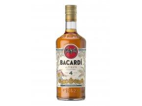 Bacardi Anejo Cuatro 4YO 40% 0,7