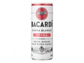 Bacardi a Cola 5% 0,25l