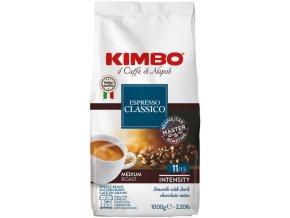 Káva Kimbo Espresso Classic zrnková 1 Kg