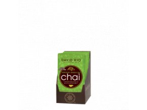 david rio chai portionsbeutel tortoise green tea 12 x 28 g im display 479 0