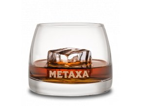 metaxa sklo