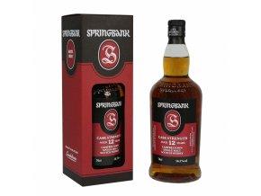 Springbank 12YO cask strenge 56,3% 0,7l