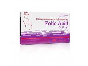 olimp folic acid kyselina listova 30 tbl