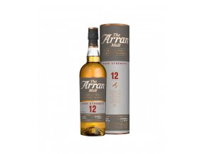 Whisky Arran 12YO cask strengt 52,9% 0,7l