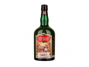 Compagnie des Indes Blend Jamaica 5 YO Navy Strength 57% 0,7 l