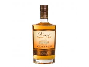 Clément Creole Shrubb Liqueur D'Orange 40% 0,7 L