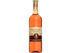 Frankovka rosé 2016 0,75 l suché Lechovice