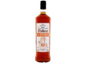 Rum Malteco Viejo Dorado 1 l 40%