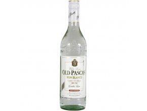 Old Pascas White Rum 1 l