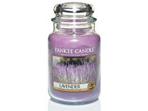 Yankee Candle Lavender 623 g velká