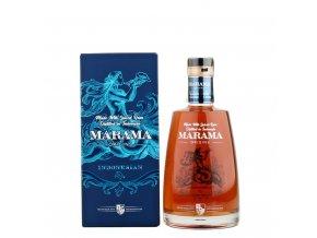 Rum Marama Spiced v tubě 0,7 l 40%