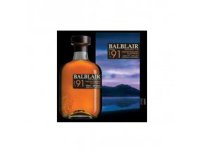 Whisky Balblair 1991 46% 0,7 l