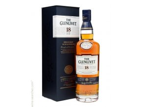 The Glenlivet 0,7 l 18 letá