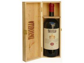 Antinori Tignanello Magnum - cuvee v dřevěném boxu 2014 14% 1,5l