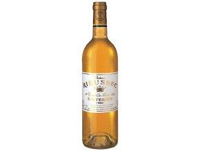 Domaines Barons de Rothschild Lafite Chateau Rieussec 1er Cru Classe Sauternes 2010 0,375l