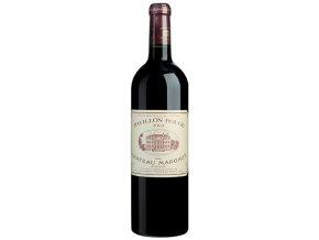 Pavillon Rouge du Chateau Margaux 2 víno od Ch Margaux 2014 13,5% 0,75l