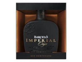 Ron Barcelo Imperial Onyx v kartonu 38% 0,7l