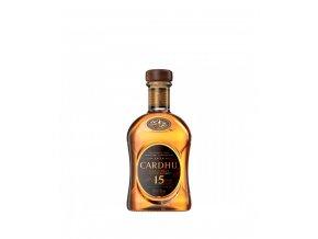 Whisky Cardhu 15YO v boxu 40% 0,7l