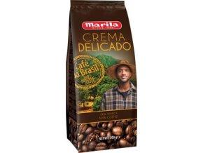 Káva Marila Crema Delicado - zrnková káva 500g